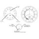 Modo de empleo Reloj auto calibrable digital y analógico